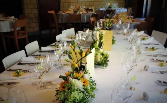 Restaurant parfait pour banquets anniversaire mariage monthey