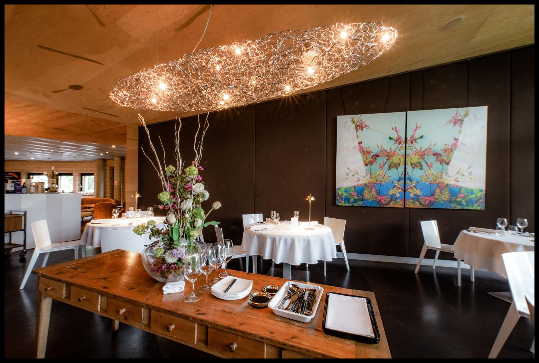 restaurant gastronomique valais