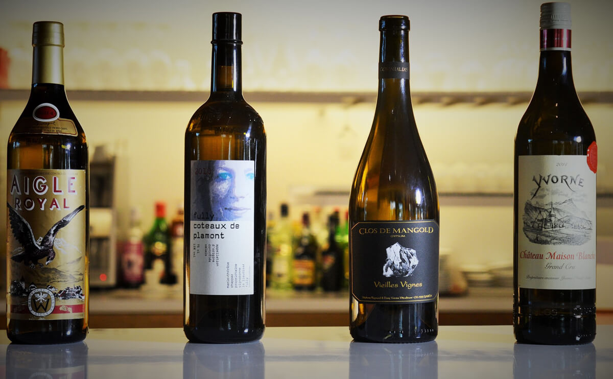 restaurant sympa bons vins monthey