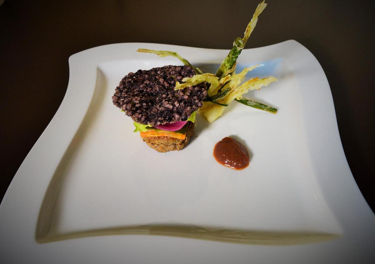 cuisine gastronomique et chasse monthey