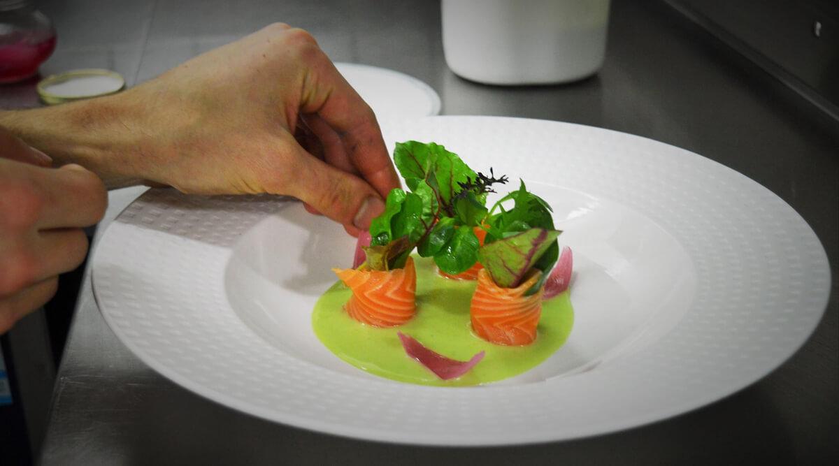 cuisine gastronomique maison monthey