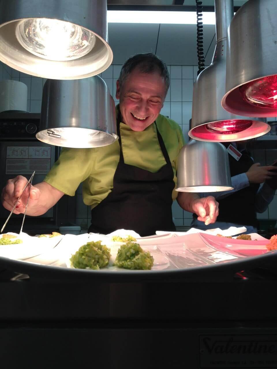 cuisine gastronomique martiny