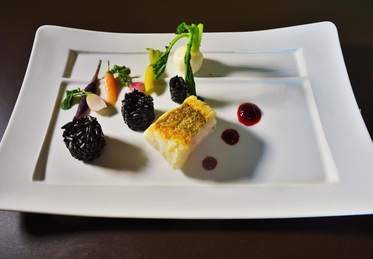 cuisine gastronomique proche martigny