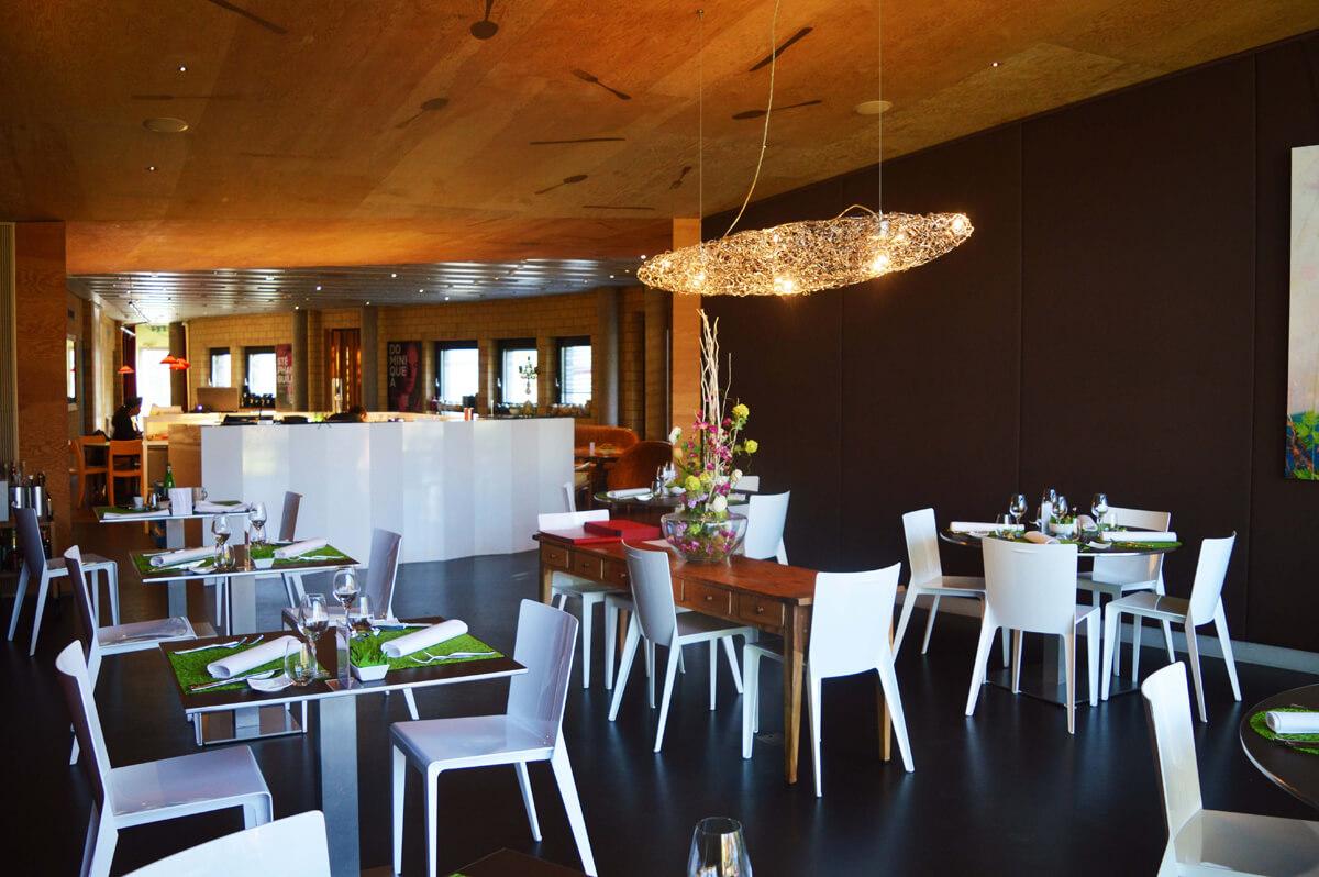restaurant agreable proche martigny