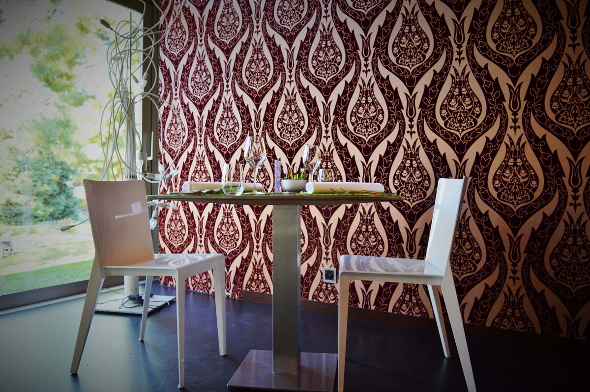 restaurant cadre sympa proche marrtigny