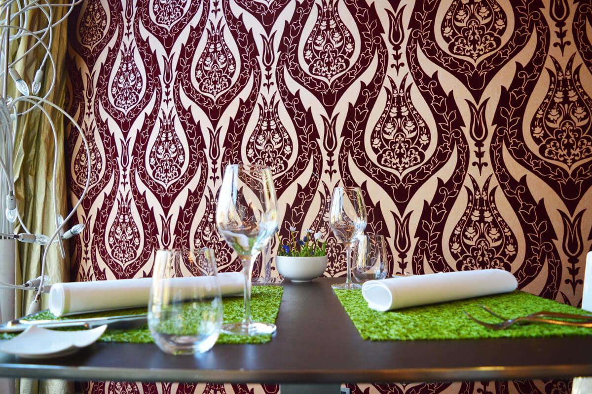 restaurant cuisine gastronomique proche martigny