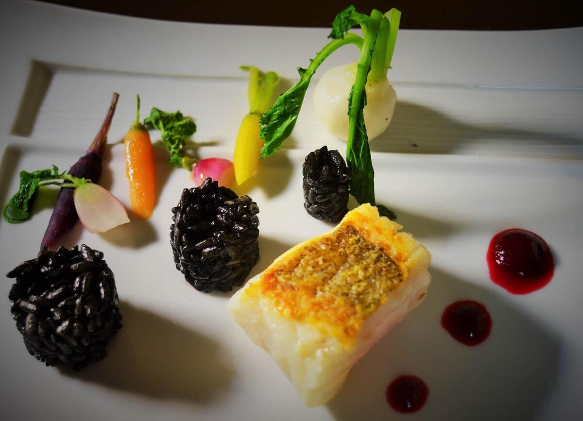 restaurant cuisine gastronomique valais