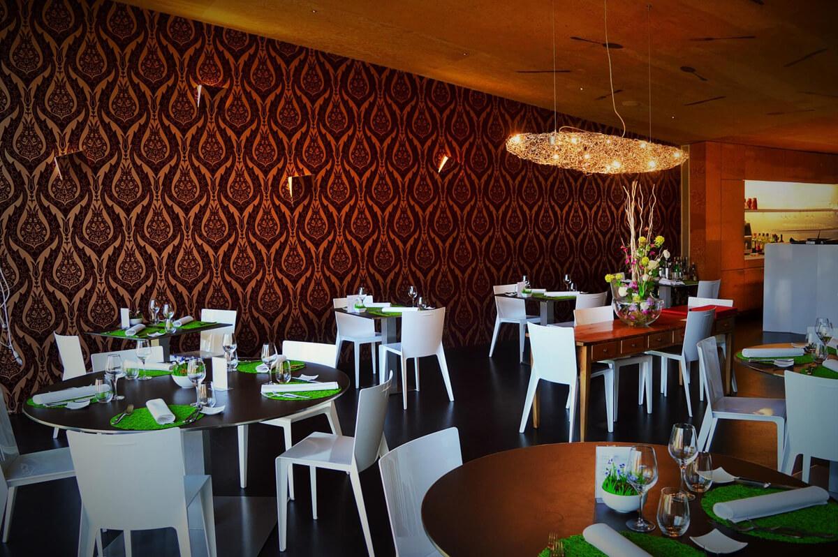 restaurant gastronomique bel espace monthey