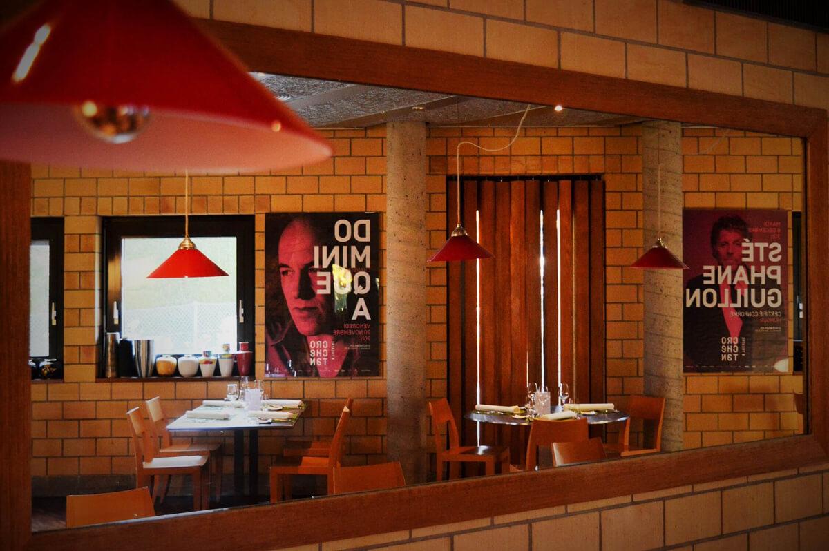 restaurant salle privatisable monthey