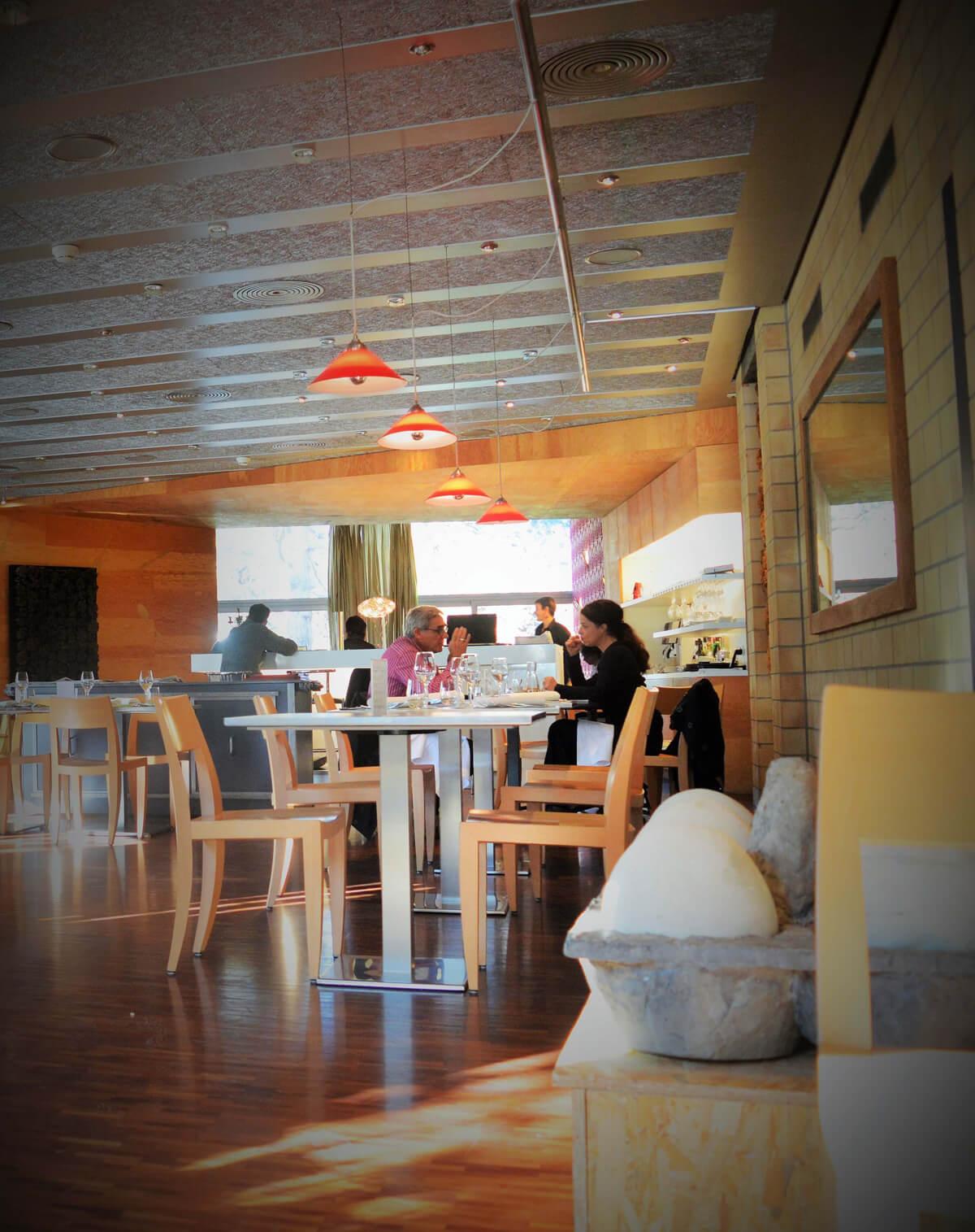 restaurant sympa proche martigny